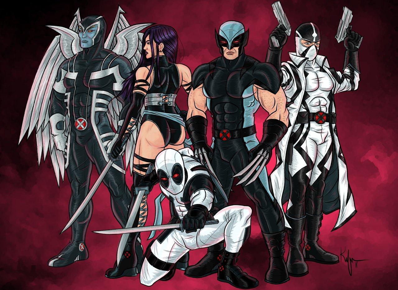 Fear Itself: Uncanny Xforce Comic Wallpapers WallpapersInk