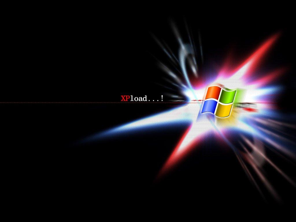 Hd Wallpaper Windows Xp Microsoft Logos Background Wallpapers 1024x768