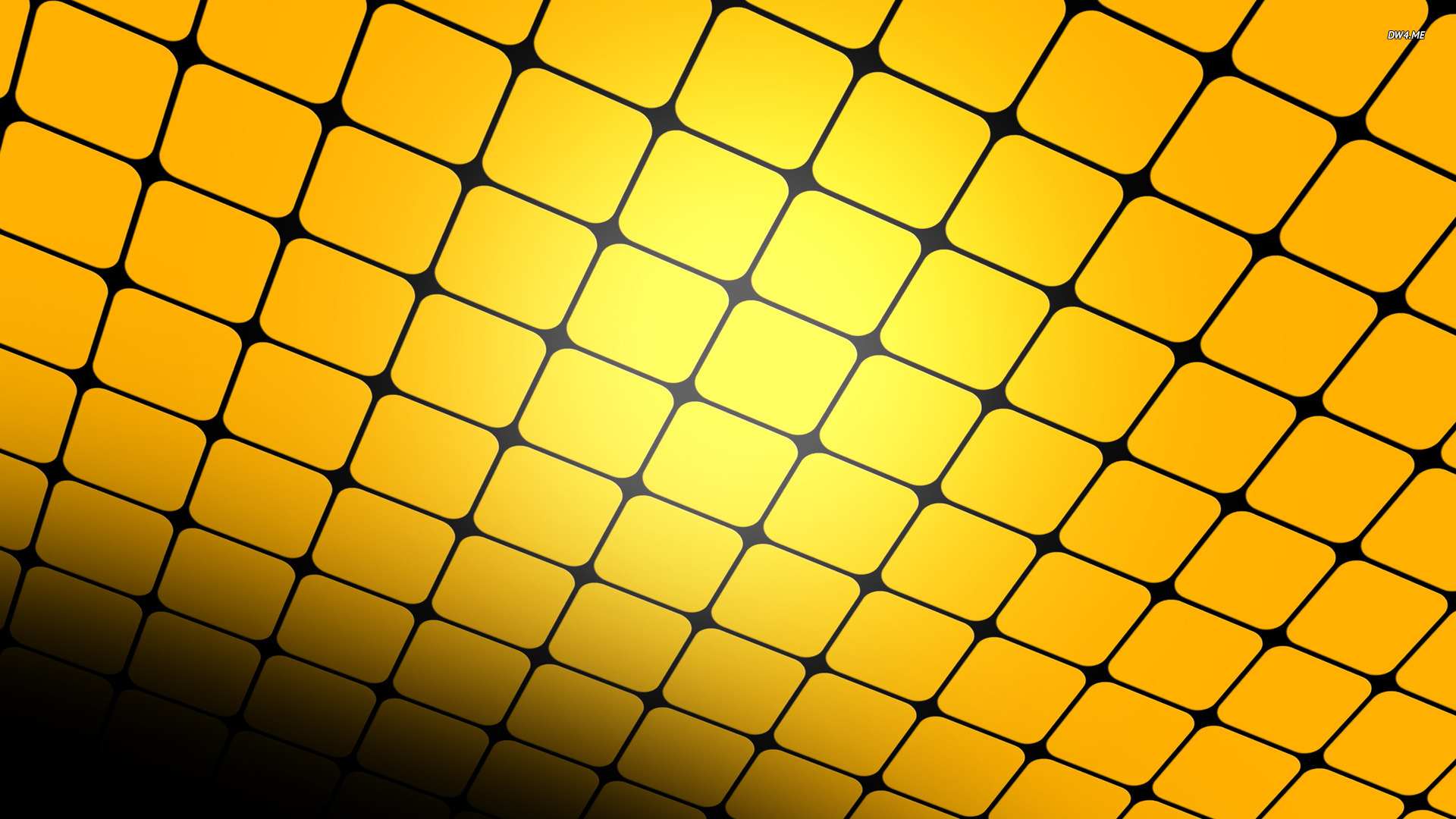 Yellow Abstract Wallpapers HD Download 1920x1080