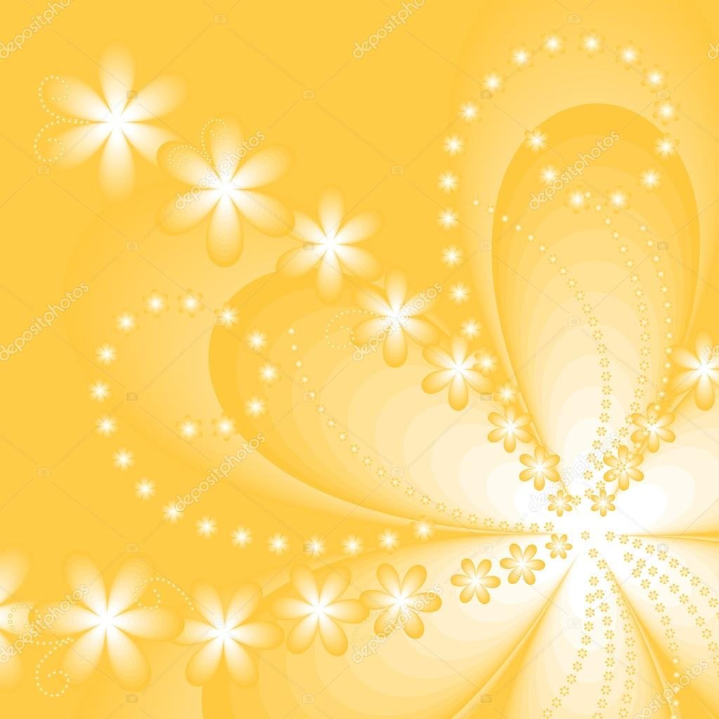 yellow flower backgrounds 35 wallpapers � adorable