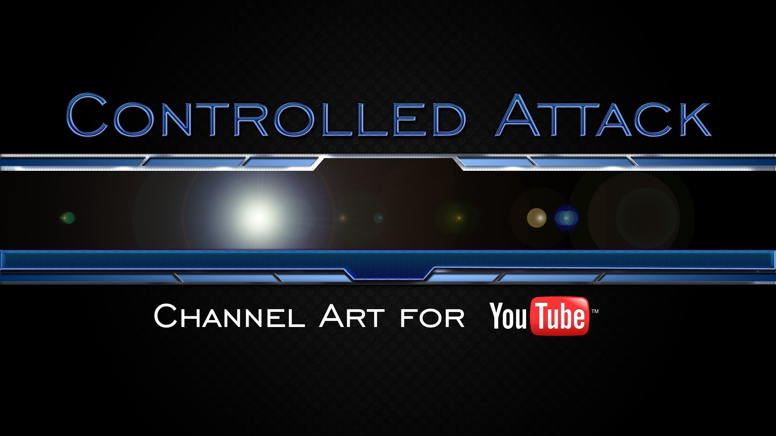 YouTube Banner Wallpaper 2560x1440