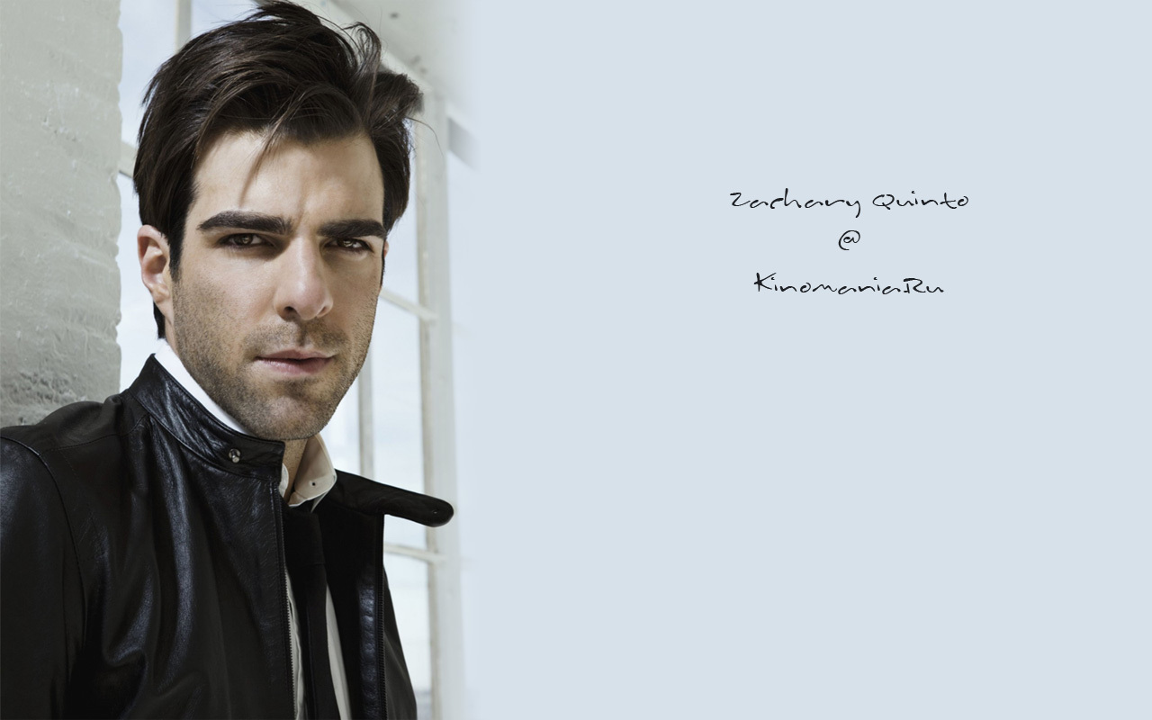 Zachary Quinto Wallpapers Images Photos Pictures Backgrounds 1280x800