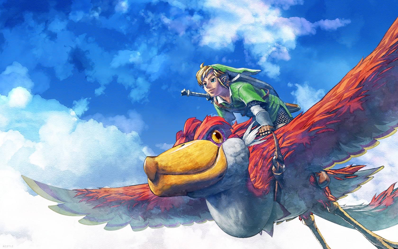 Wind Wallpapersthe Legend Of Zelda The Wind Waker