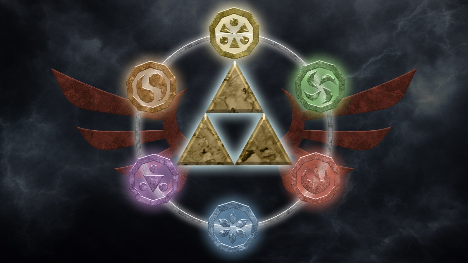 The Legend Of Zelda: Ocarina Of Time HD Wallpapers 1600x900