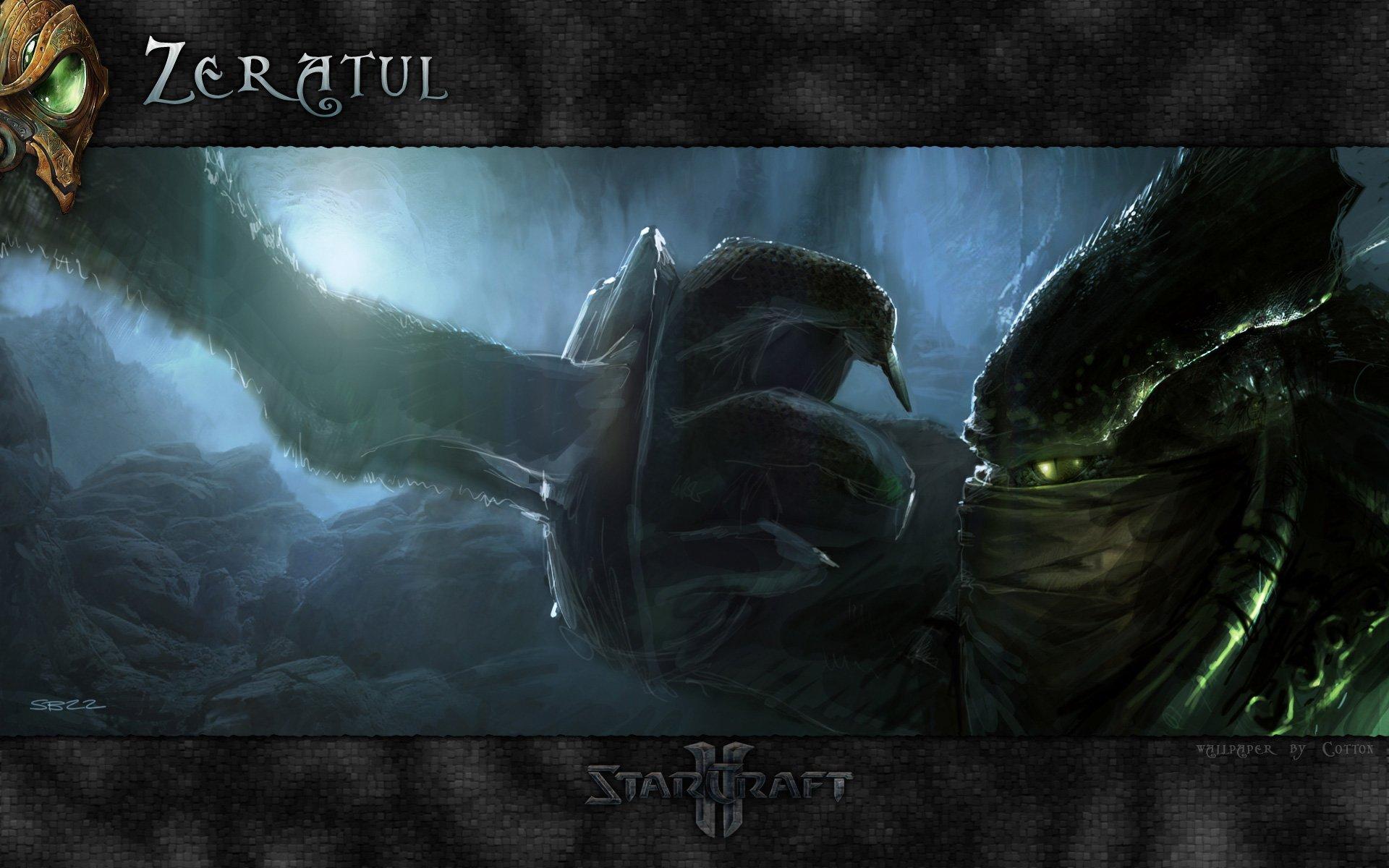 Zeratul War Starcraft Wallpaper Top Starcraft Wallpapers