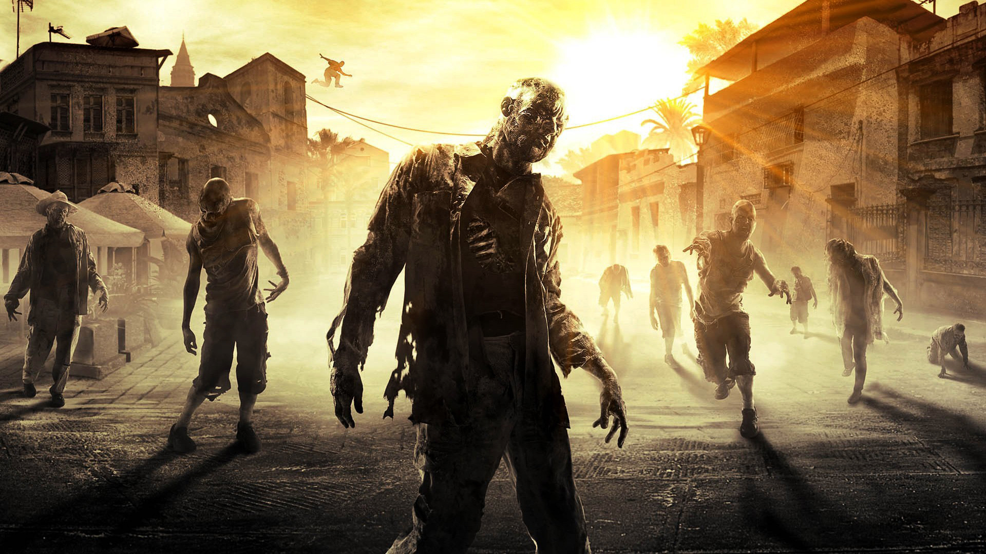 Zombies Wallpapers Group  1920x1080