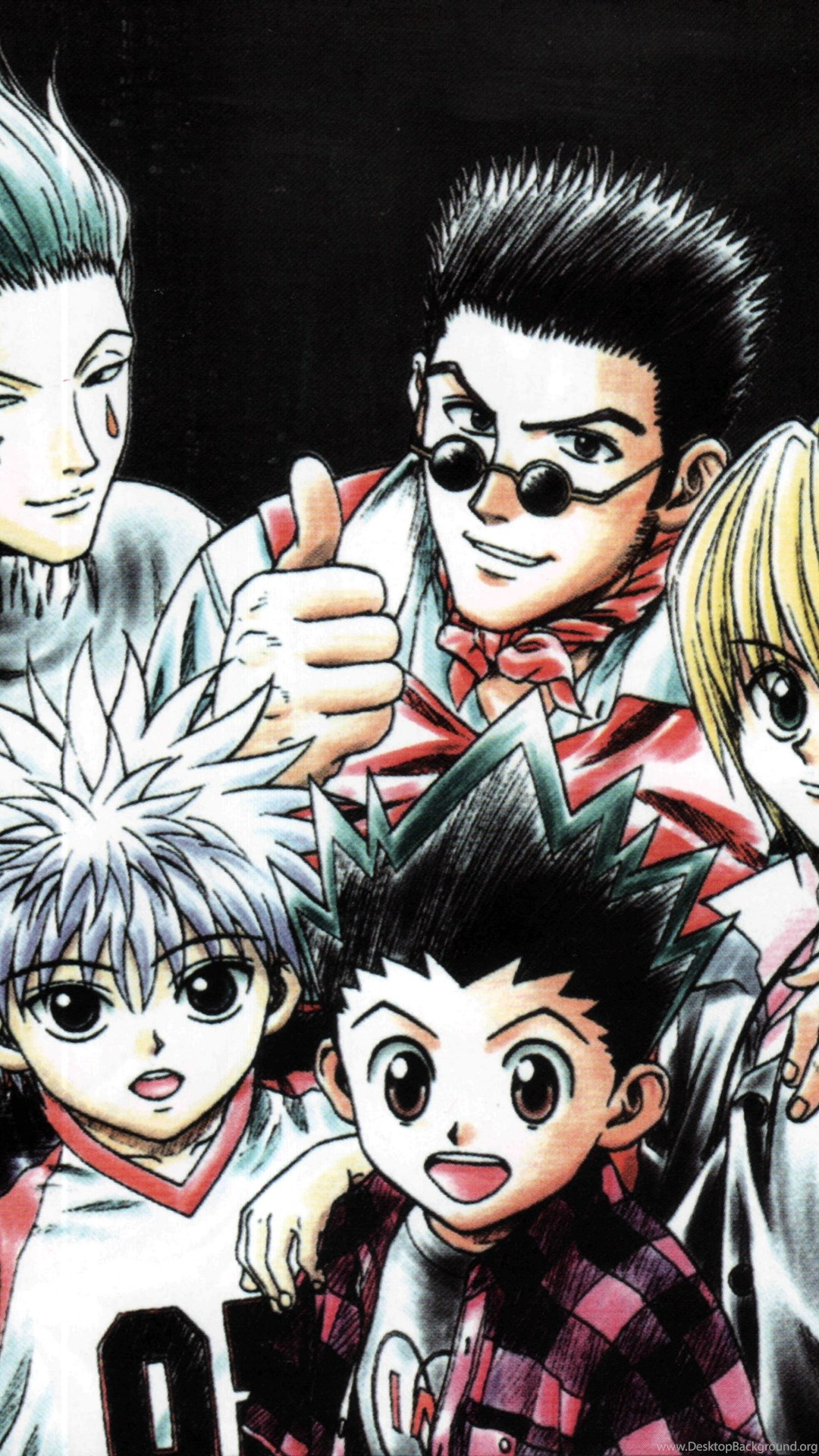 Wallpapers Hunter X Hunter HD Edition Par Caixia