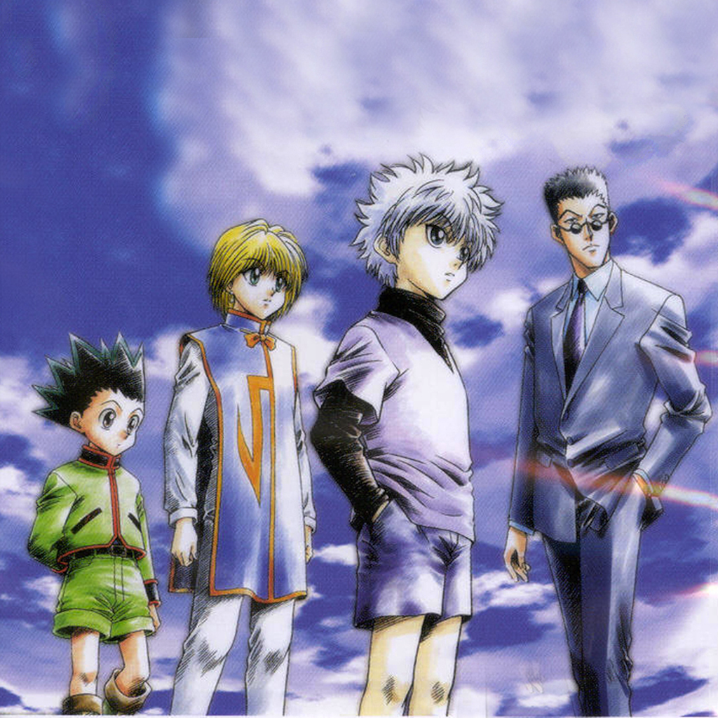 Killua wallpaper ·① Download free cool full HD wallpapers for