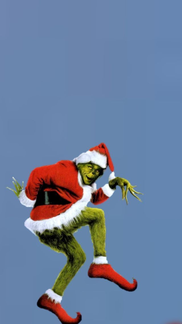 Grinch  Wallpaper iphone