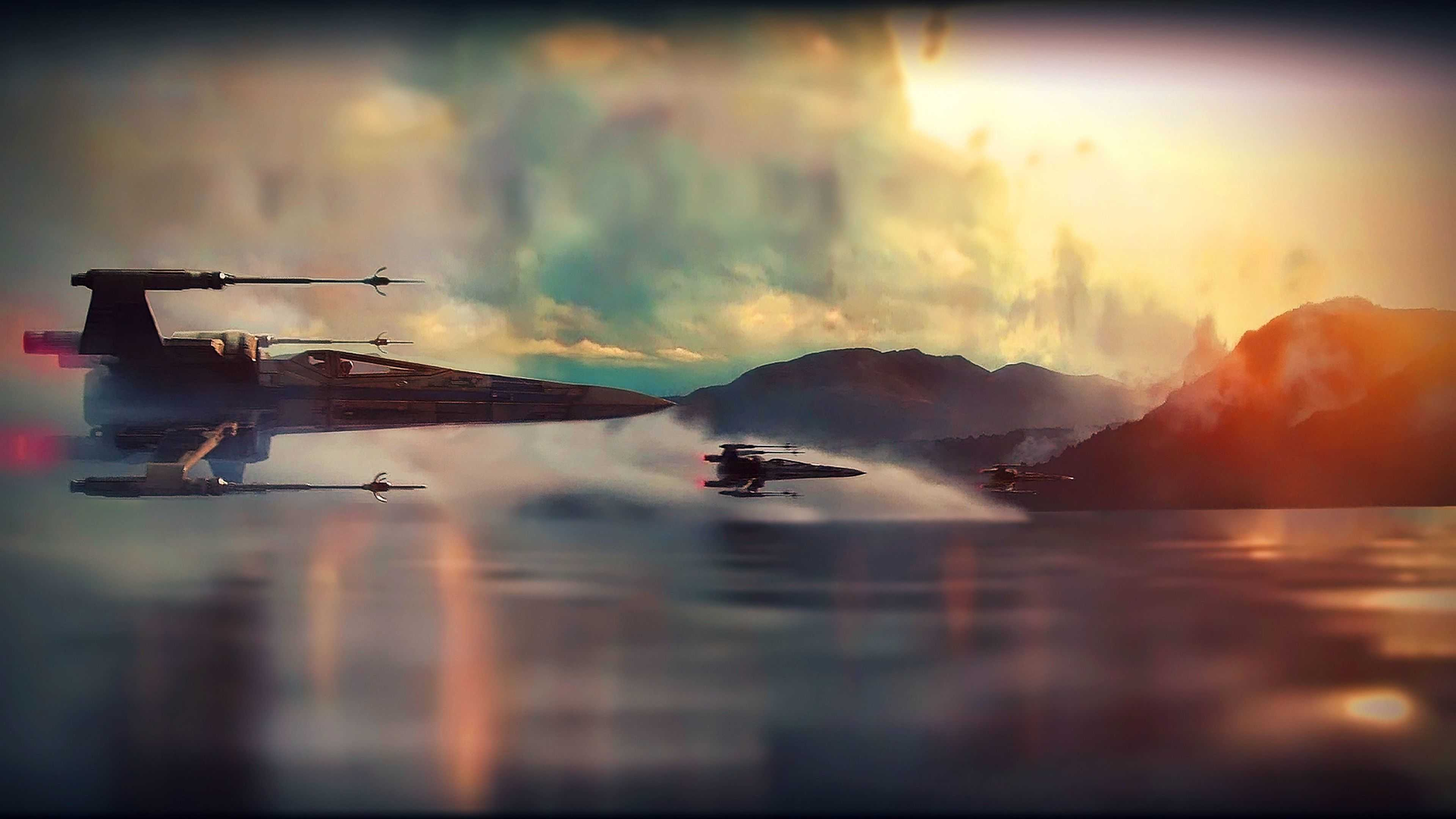 Star Wars Landscape Wallpaper On