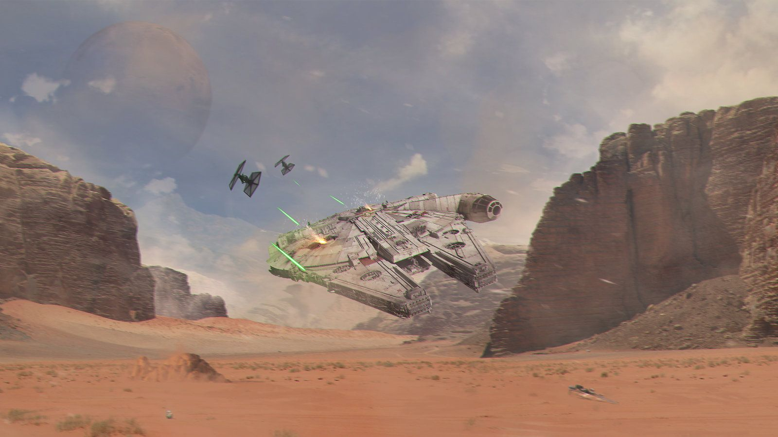 Star Wars Landscape Wallpapers Download