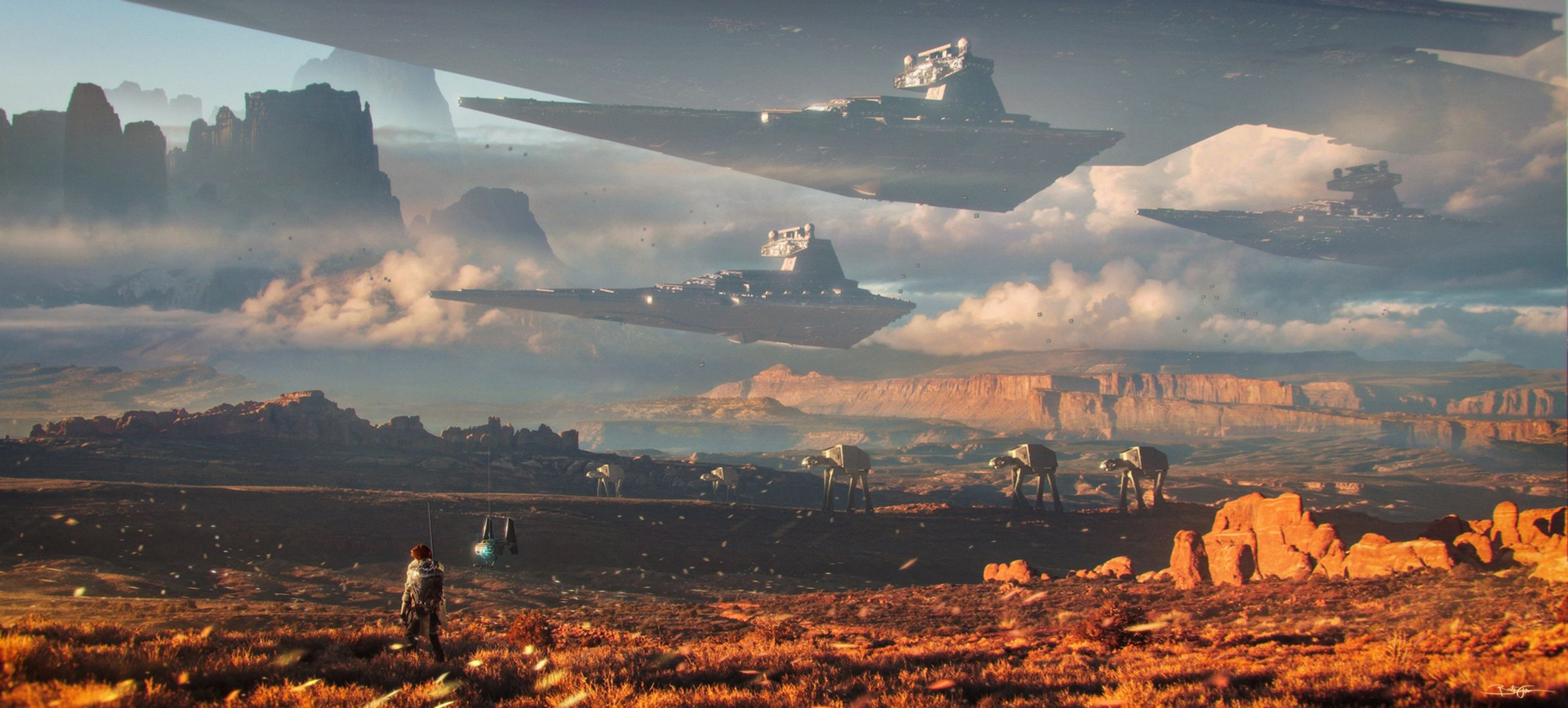 Star Wars Tatooine Background Posted By