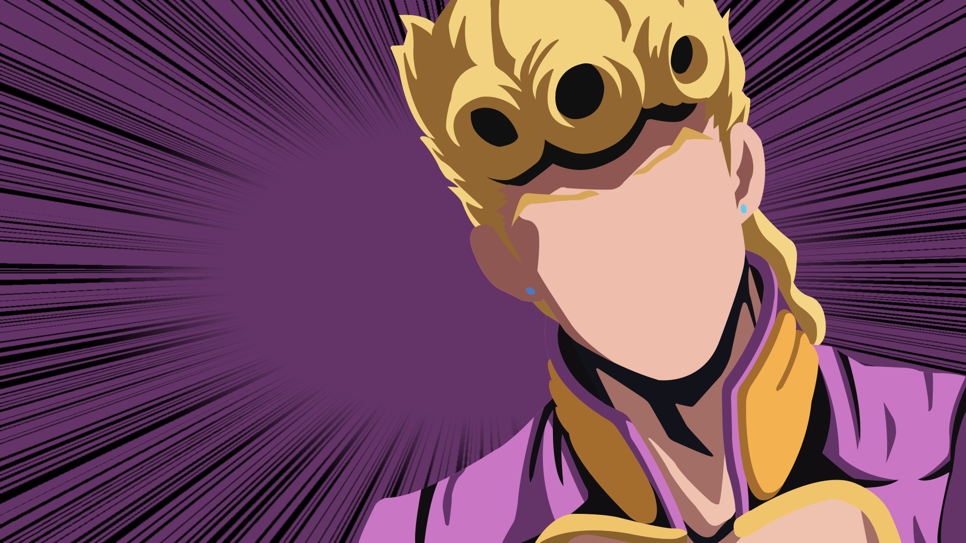 Golden Wind Wallpaper for Dekstop HD